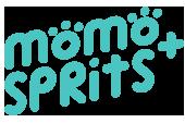 Momo & Sprits logo
