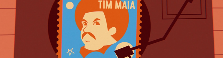 Tim Maia animation